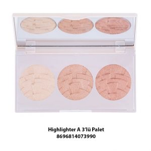 Highlighter 3 IN 1 (Palette) A