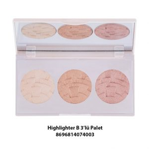 Highlighter 3 IN 1 (Palette) B