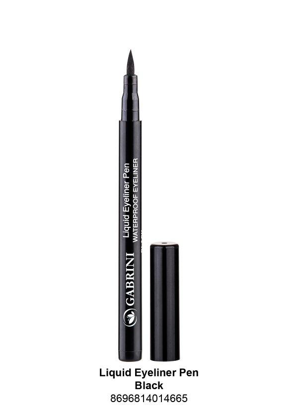 Liquid Eyeliner Pencil (Waterproof)