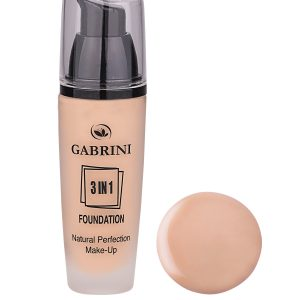 3 In 1 Foundation (Natural Perfection Makeup) # 03
