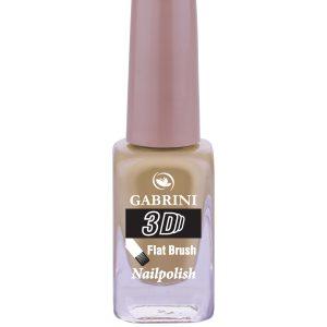 Gabrini 3D Nail Polish # 07