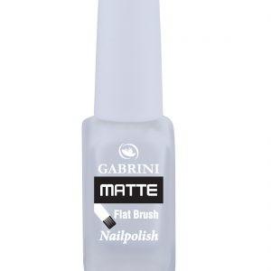 Matte Nail Polish # 01