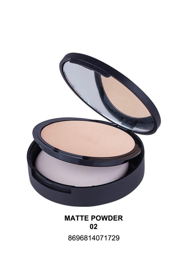 Matte Powder 1 #02