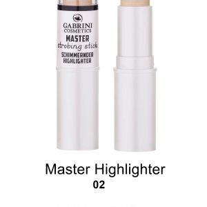 Master Stick Highlighter # 02