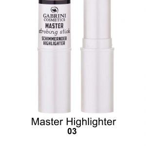 Master Stick Highlighter # 03