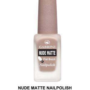 Nude Matte Nail Polish # 08