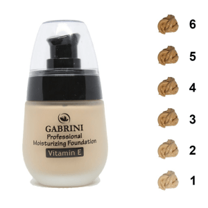 Gabrini Foundation M/Vitamin-E